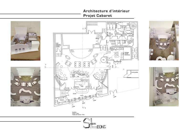 Galerie : architecture d'intérieur